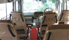 11+1 seater 2x1 tempo traveller