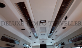 14 seater 2x1 tempo traveller