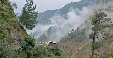 kasauli tour package by tempo traveller